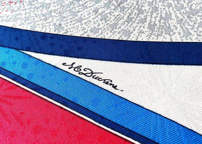 Hoe herken je een Hermès sjaal