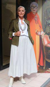 Stijlicoon Iris Apfel viert haar 100e verjaardag