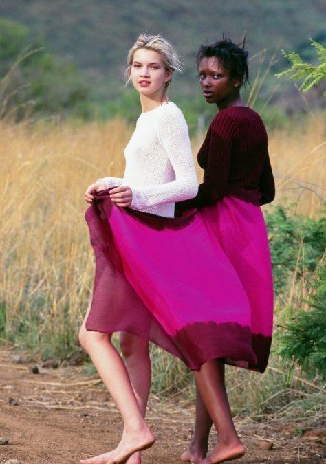 Sacha! 50 jaar Modefotografie in Stedelijk Museum Breda